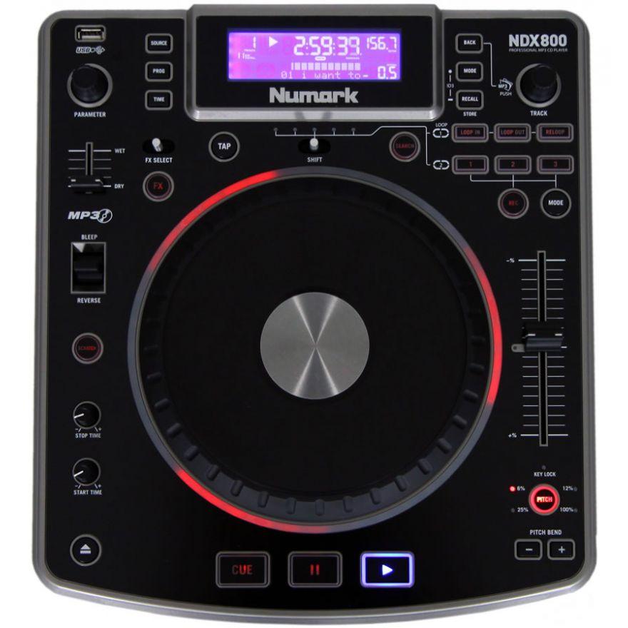 NUMARK NDX800 - LETTORE CD AUDIO / MP3 (ultimo pezzo)