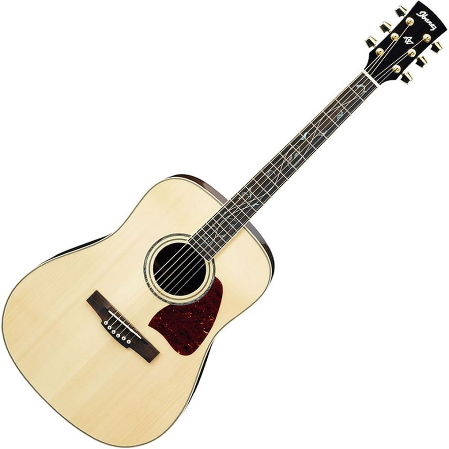 IBANEZ AW40 NT NATURALE LACCATO - CHITARRA ACUSTICA