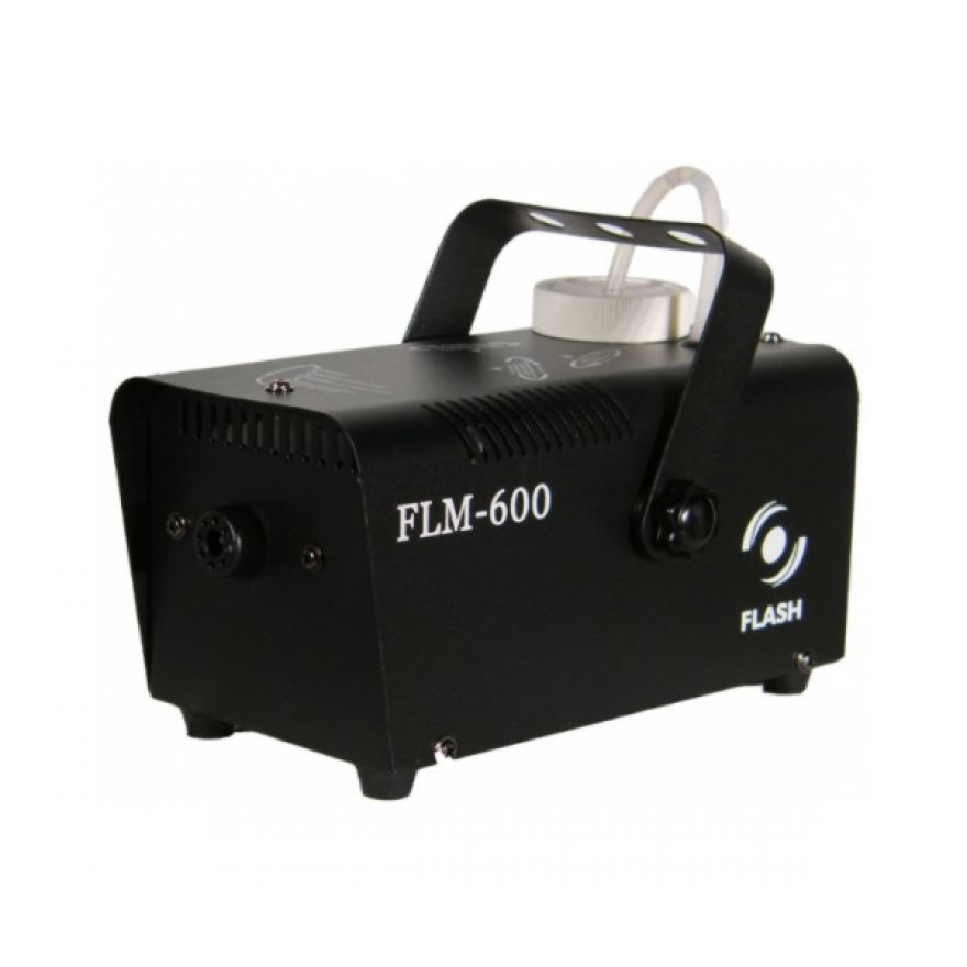 FLASH FOG MACHINE FLM-600 MINI - MACCHINA FUMO Mini