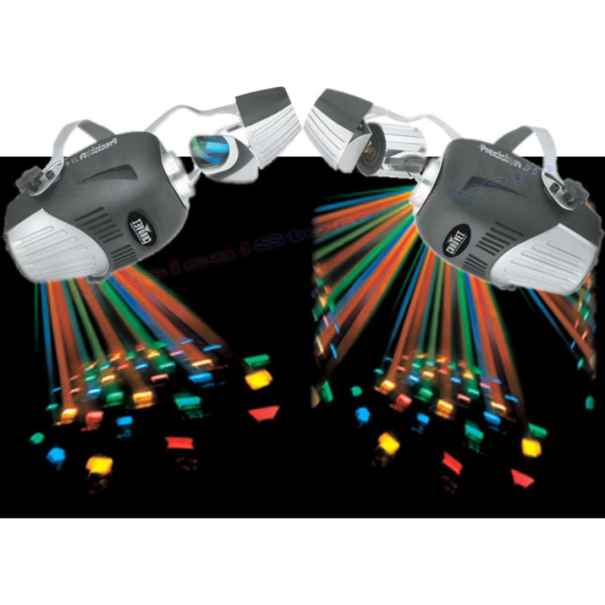 CHAUVET ZX 10 + ZX 15 - PROMOZIONE LIMITATA