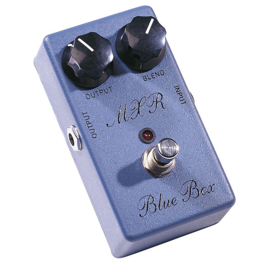 0-DUNLOP MXR M-103 Blue Box