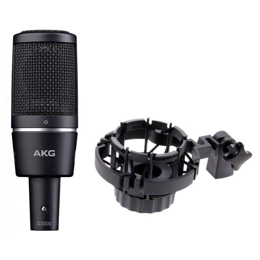 0-AKG C2000 Nero