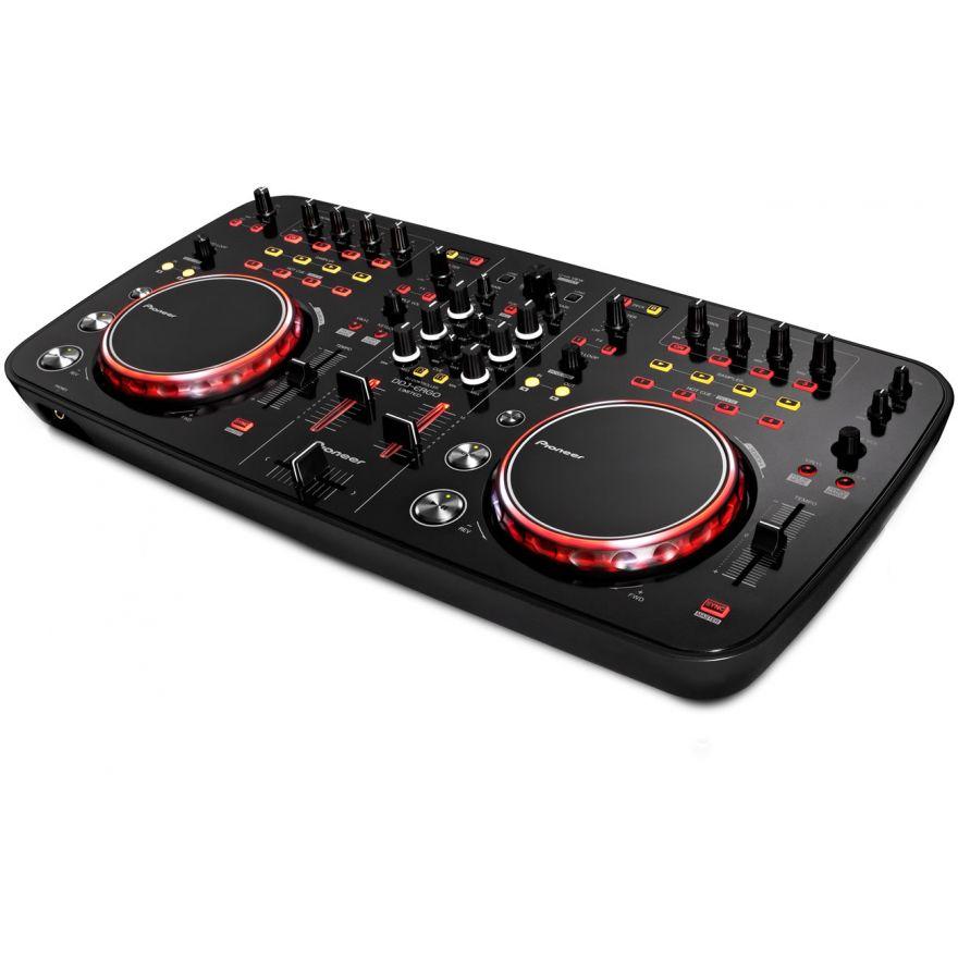 PIONEER DDJ-ERGO-K - Controller DJ per Traktor LE 2