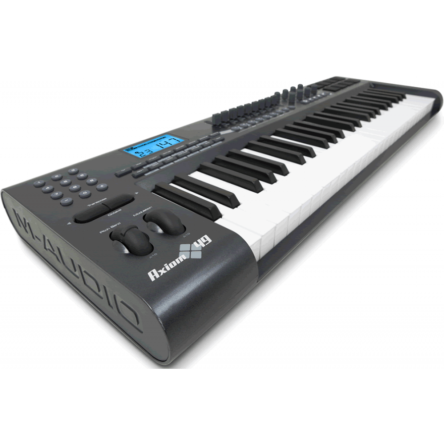 M-AUDIO AXIOM 49 - TASTIERA USB/MIDI A 49 TASTI