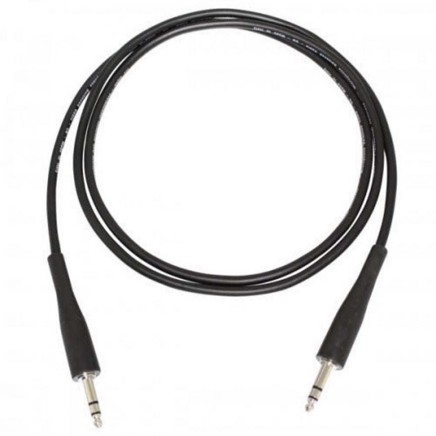 QUIKLOK S202-2 BK - Cavo Jack stereo 2 mt