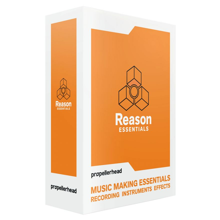 PROPELLERHEAD Reason 8 Essential