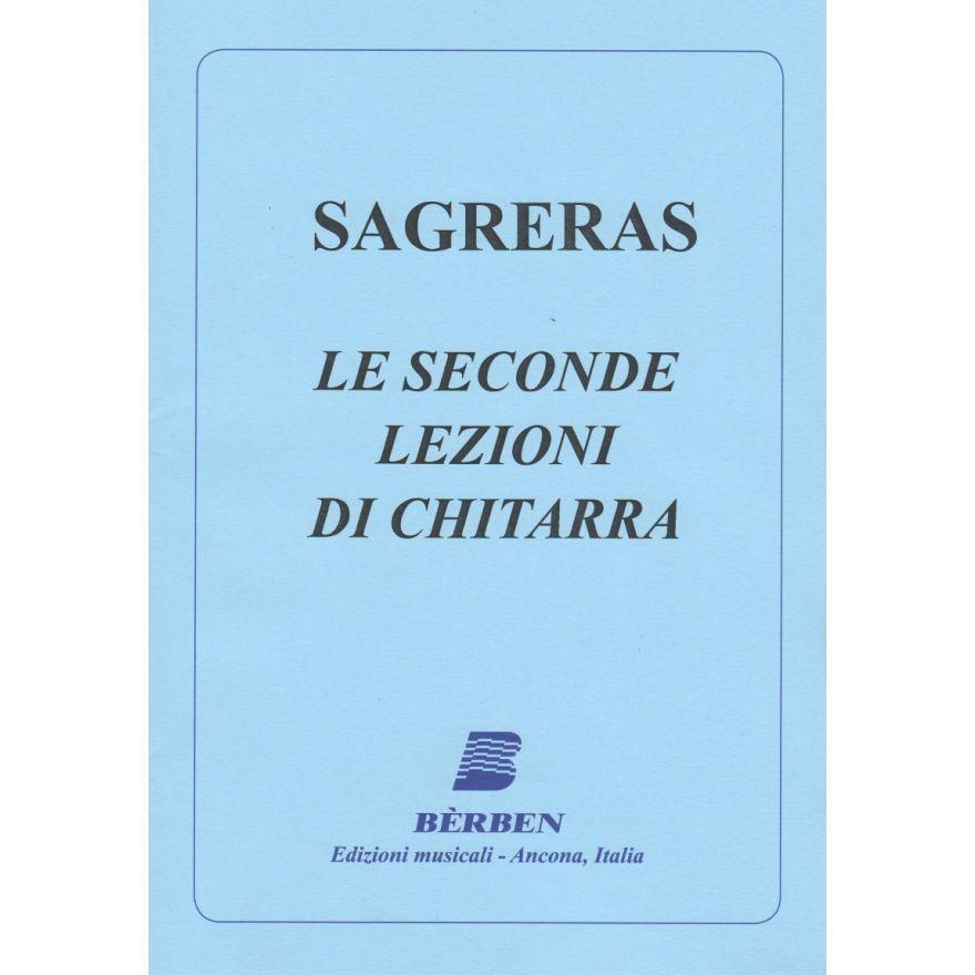 Bèrben - Sagreras J. S. - SECONDE LEZIONI DI CHITARRA