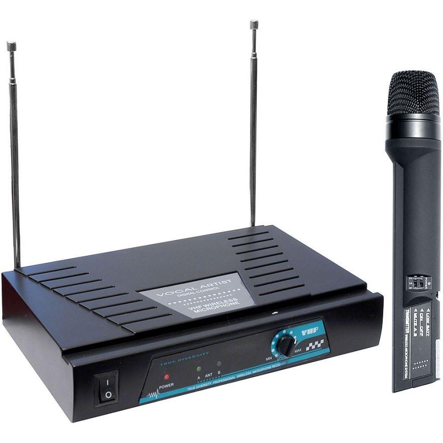 KARMA SET 6070 - RADIOMICROFONO VHF PALMARE