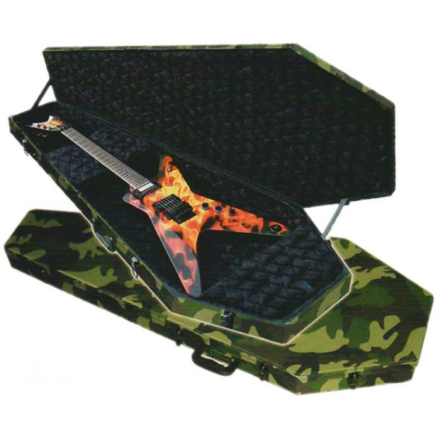 0-COFFIN CASE 200VX CAMO -