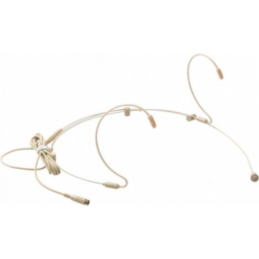 PROEL HCM08PRO - Microfono headset bi-aurale