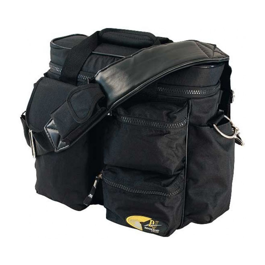 ROCKBAG RB27130B Bag per 30 vinili
