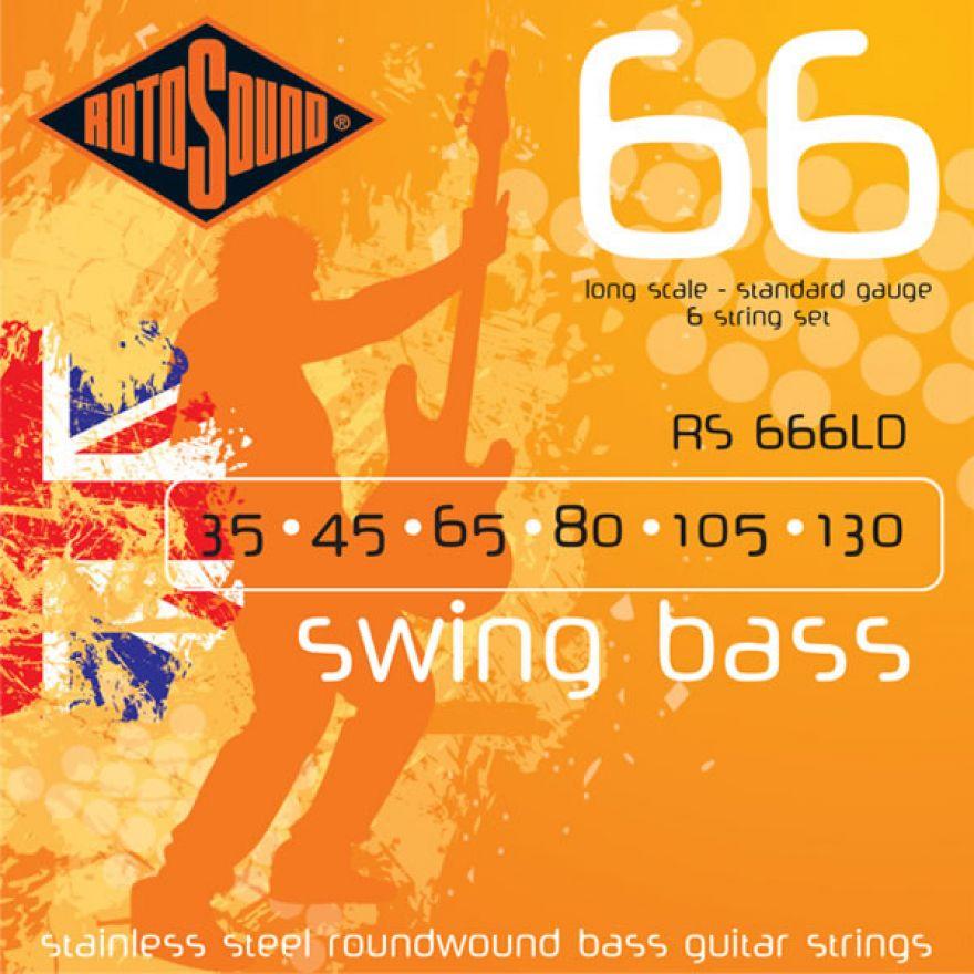 0-ROTOSOUND RS-666LD - Cord
