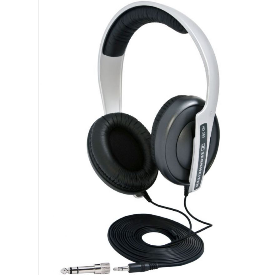 0-SENNHEISER HD203 West - C