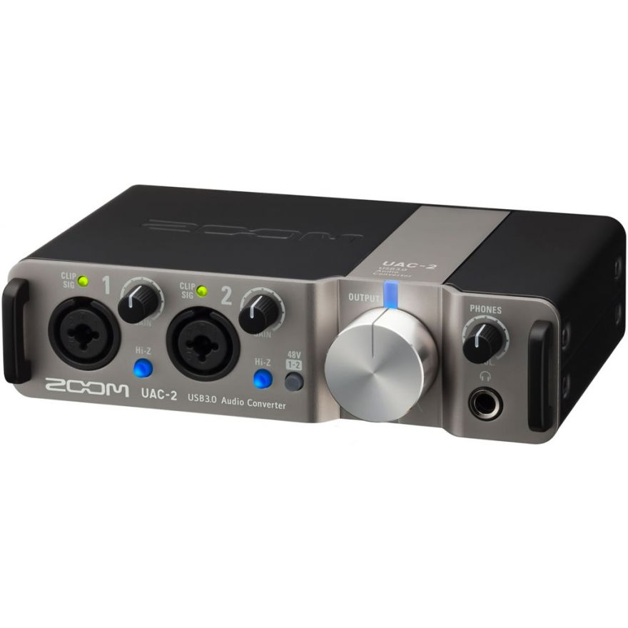 0-ZOOM UAC-2 Audio Converte