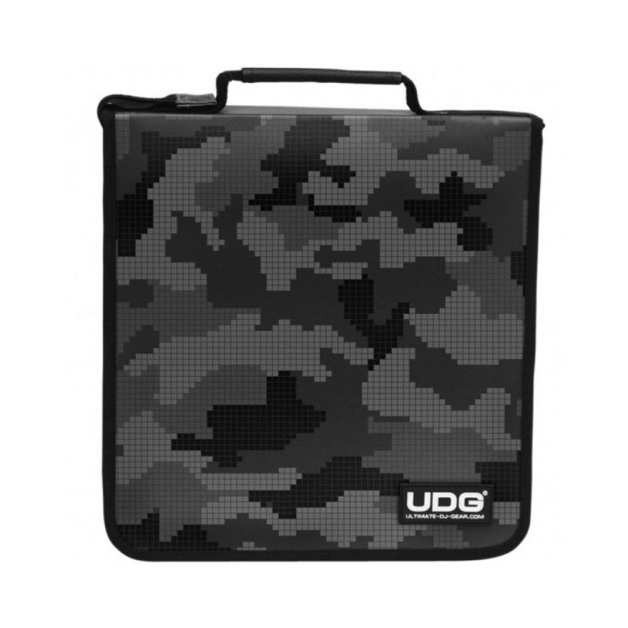 UDG CD WALLET 128 CAMO GREY