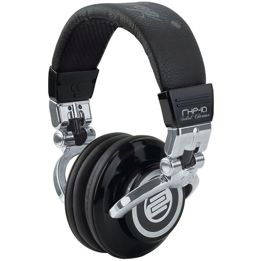 RELOOP RHP10 Solid Chrome - CUFFIE PROFESSIONALI PER DJ
