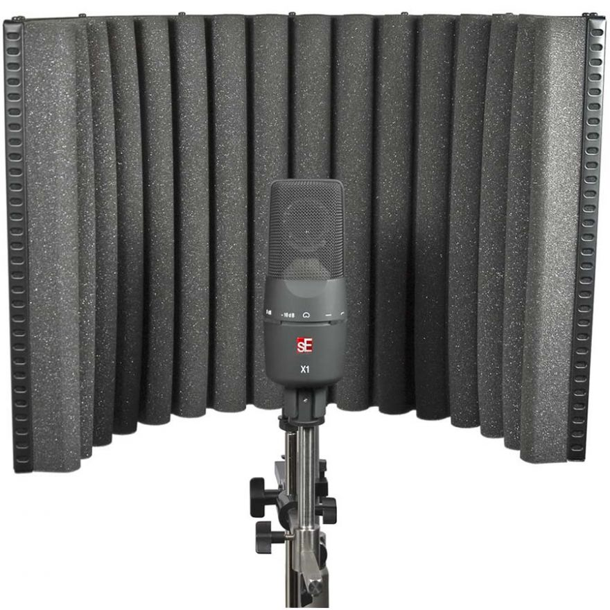 SE ELECTRONICS sE X1 con Reflexion Filter Project Studio
