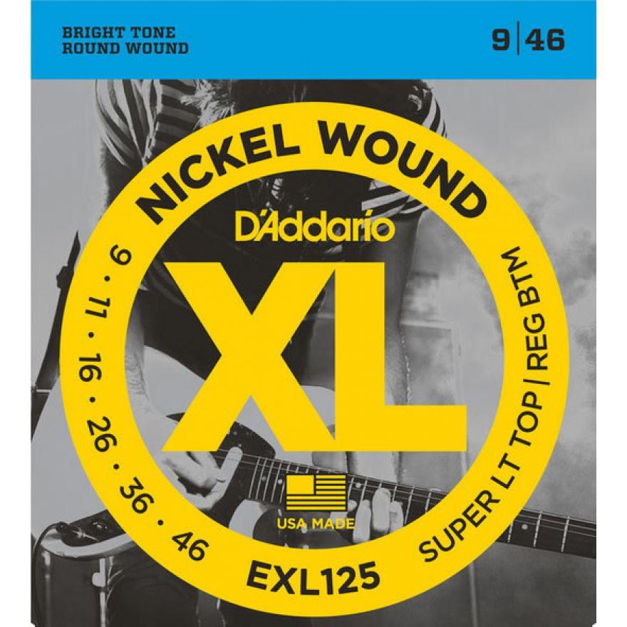 0-D'ADDARIO EXL125 - MUTA C