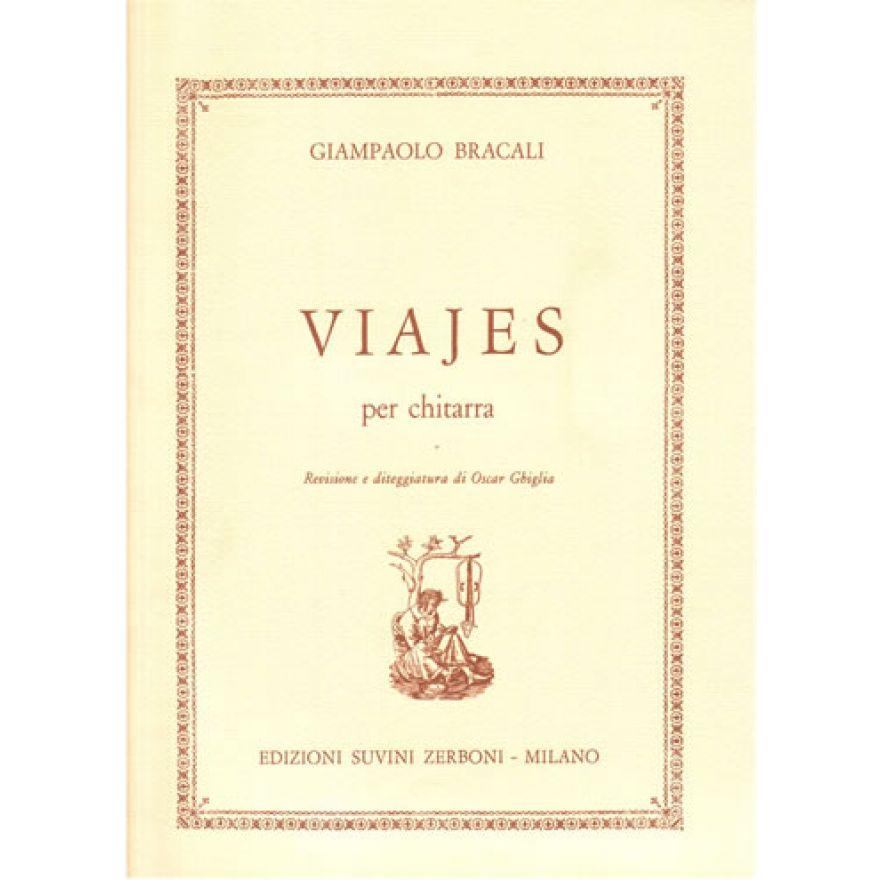 ESZ Giampaolo Bracali - VIAJES per chitarra