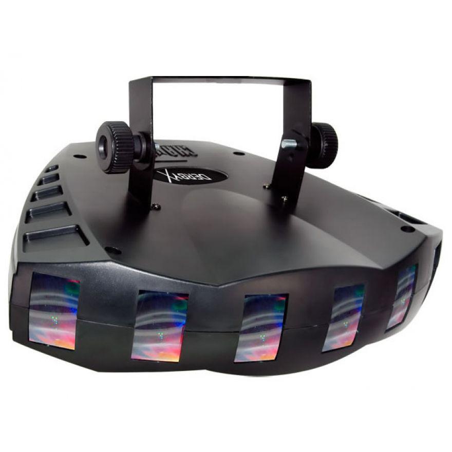 CHAUVET DERBY X - EFFETTO LUCE A LEDS