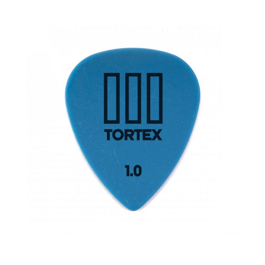 Dunlop 462R Tortex III Blue 1.0
