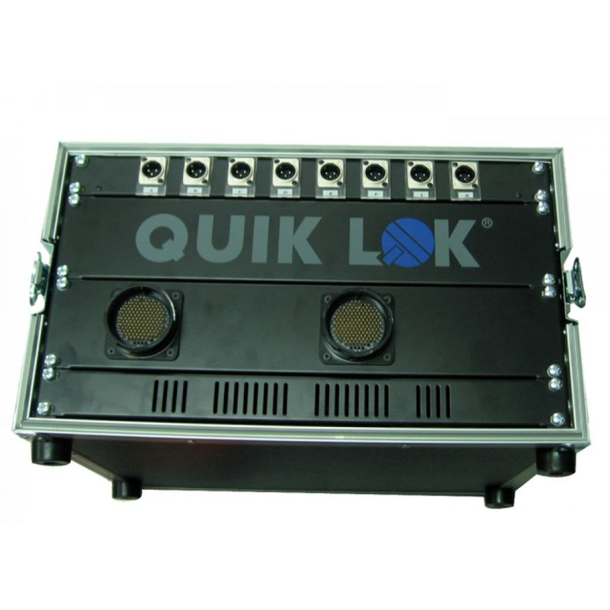QUIKLOK BOX405SP - STAGE BOX AUDIO 32 INPUT/8 OUTPUT