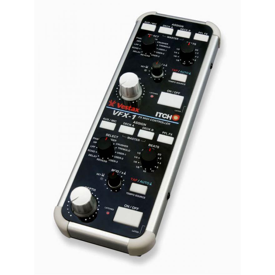 VESTAX VFX1 - CONTROLLER MIDI PER VCI300 / MKII