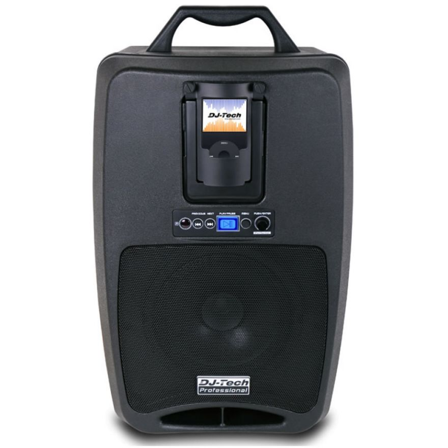 0-DJ TECH iVISA80 Light