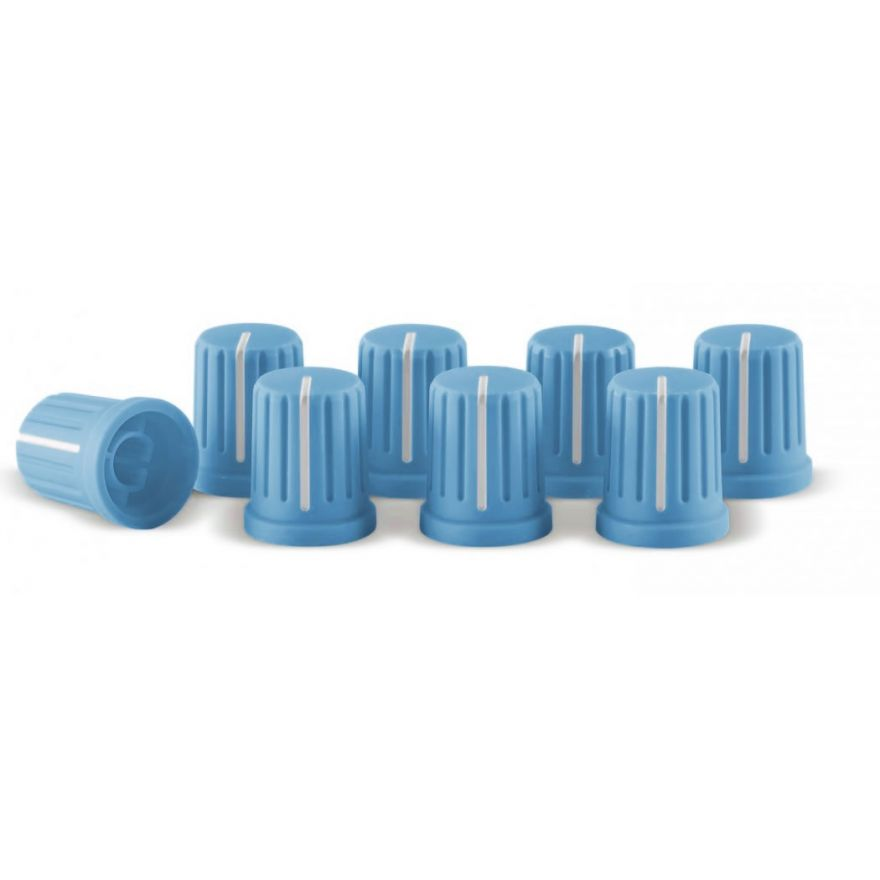 0-RELOOP Knob Set Blue - Ca