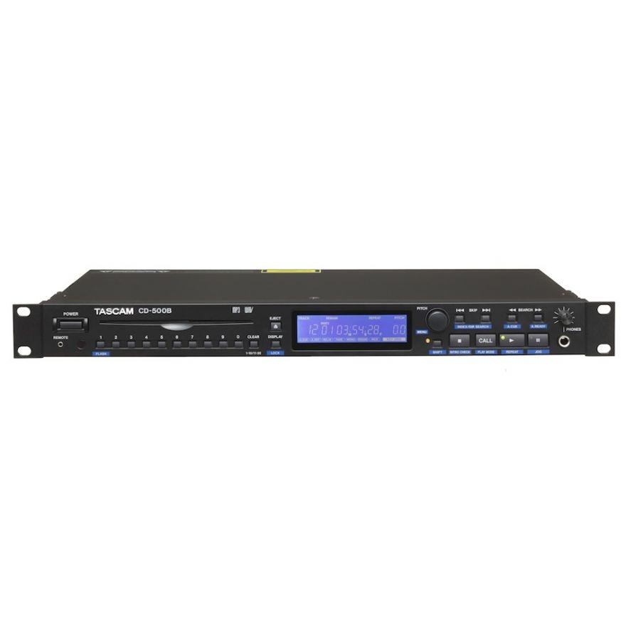 0-TASCAM CD500B