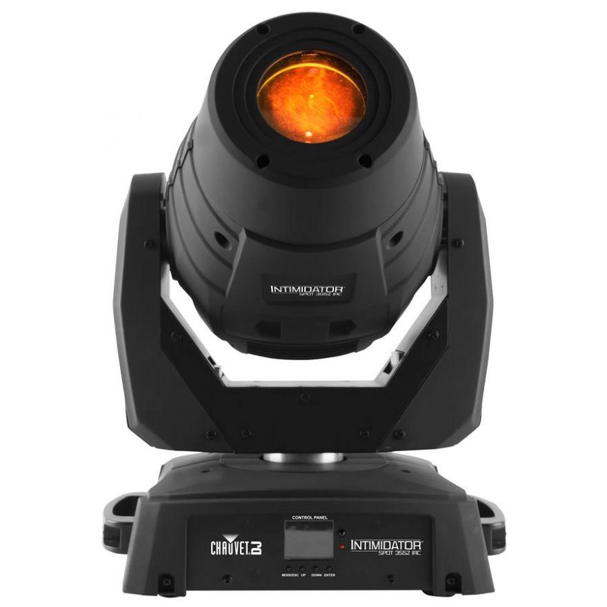 CHAUVET DJ Intimidator Spot 355Z IRC - TESTA MOBILE A LED