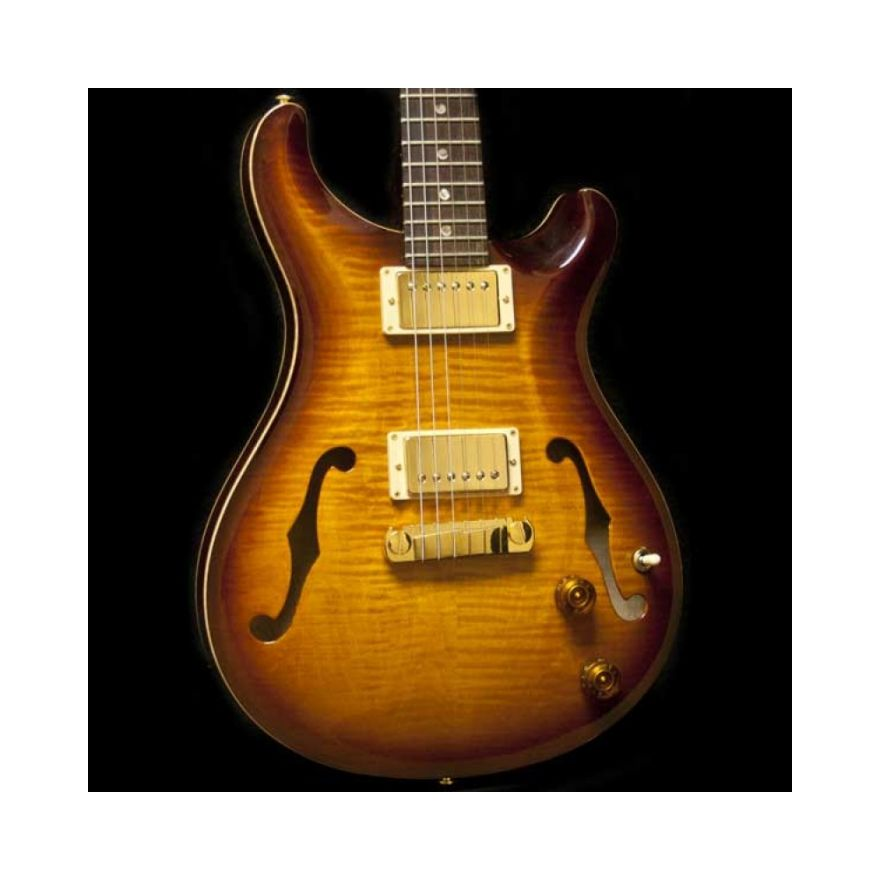 PRS HOLLOWB II T10 Birds PIEZO McCartySu