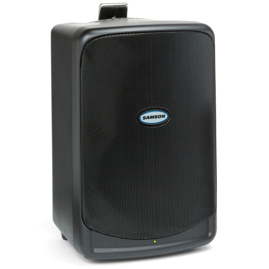 SAMSON XP40i Expedition - CASSA AMPLIFICATA PA 40W classe D