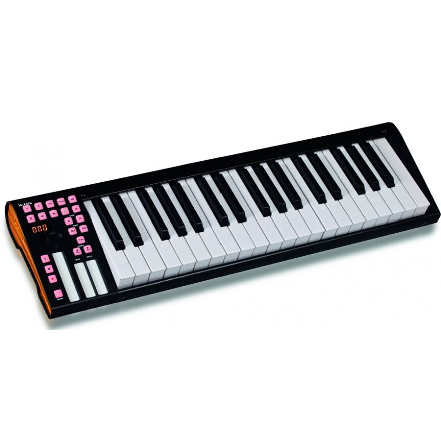 ICON I-KEYBOARD 4 - TASTIERA MIDI/USB 37 TASTI