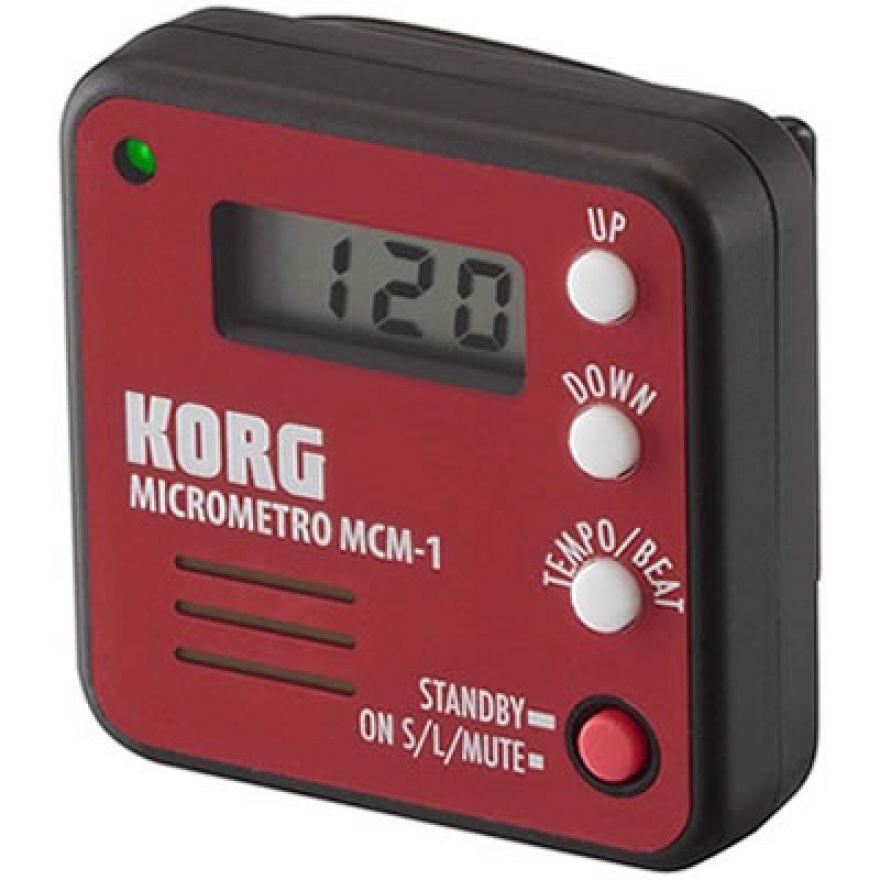 KORG microMETRO MCM 1RD - MICROMETRONOMO MULTISTRUMENTO