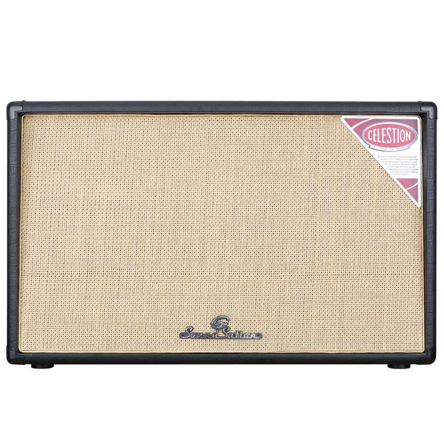 SOUNDSATION GC212-C - Cabinet 2 x12 80W
