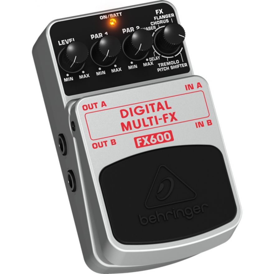 0-BEHRINGER FX600 DIGITAL M