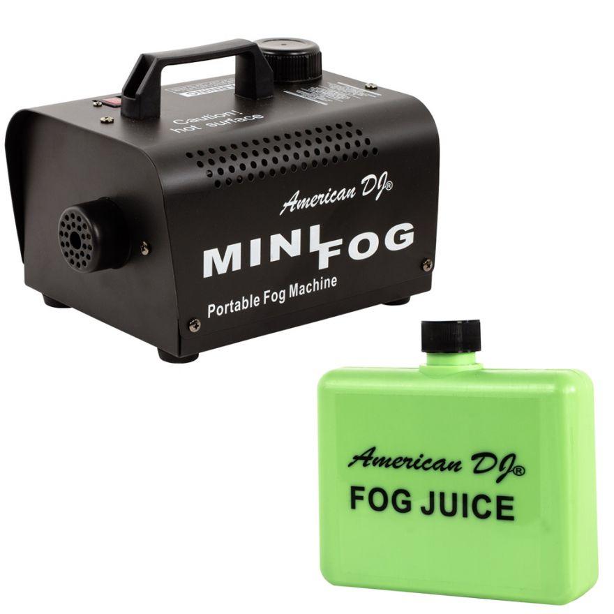 AMERICAN DJ MINI FOG 400