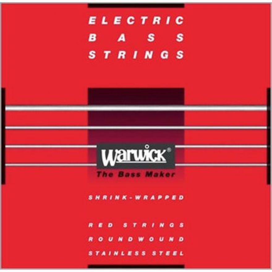 0-WARWICK Single String Red