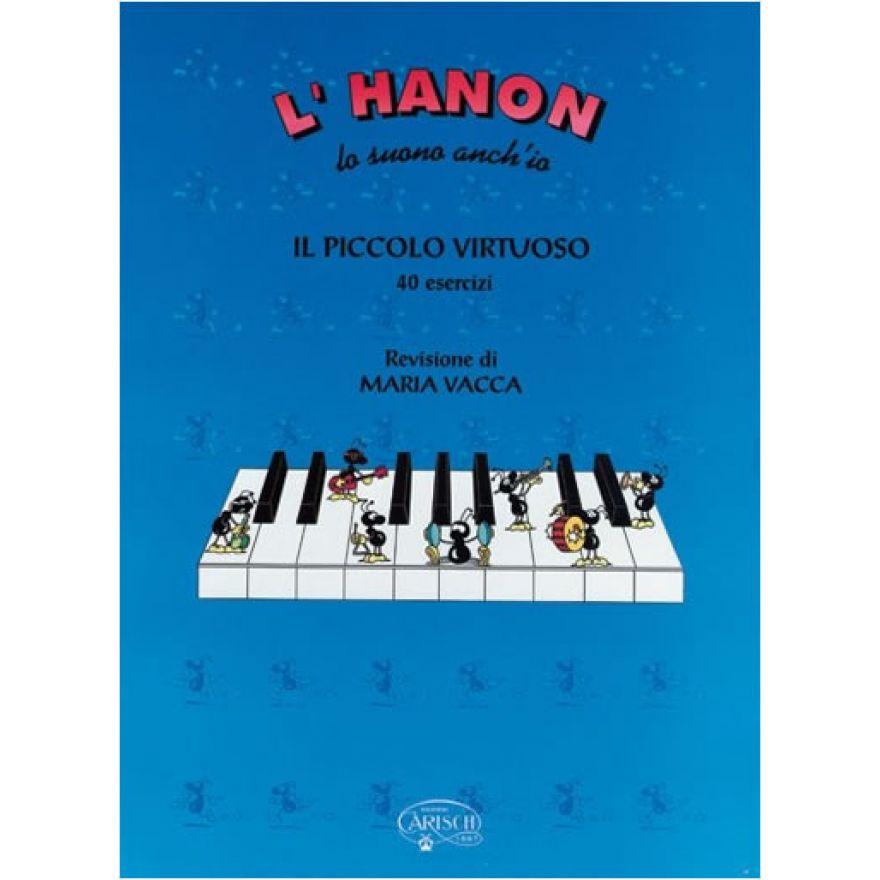 CARISCH Vacca, Maria - L'HANON LO SUONO ANCH'IO