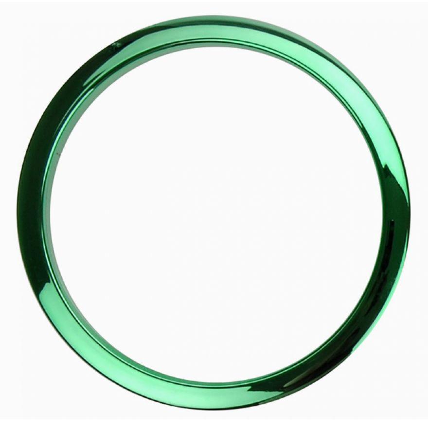 BASS DRUM O's HCG6 Green - ANELLO DI RINFORZO FORO GRANCASSA 6'