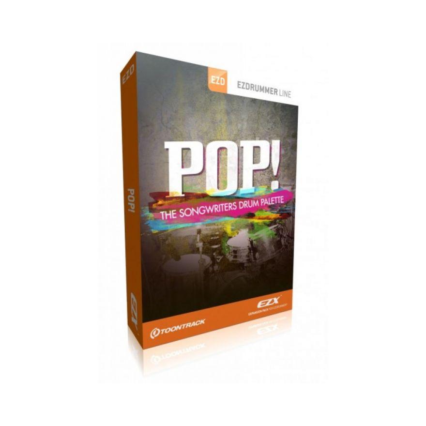 0-TOONTRACK EZX Pop!