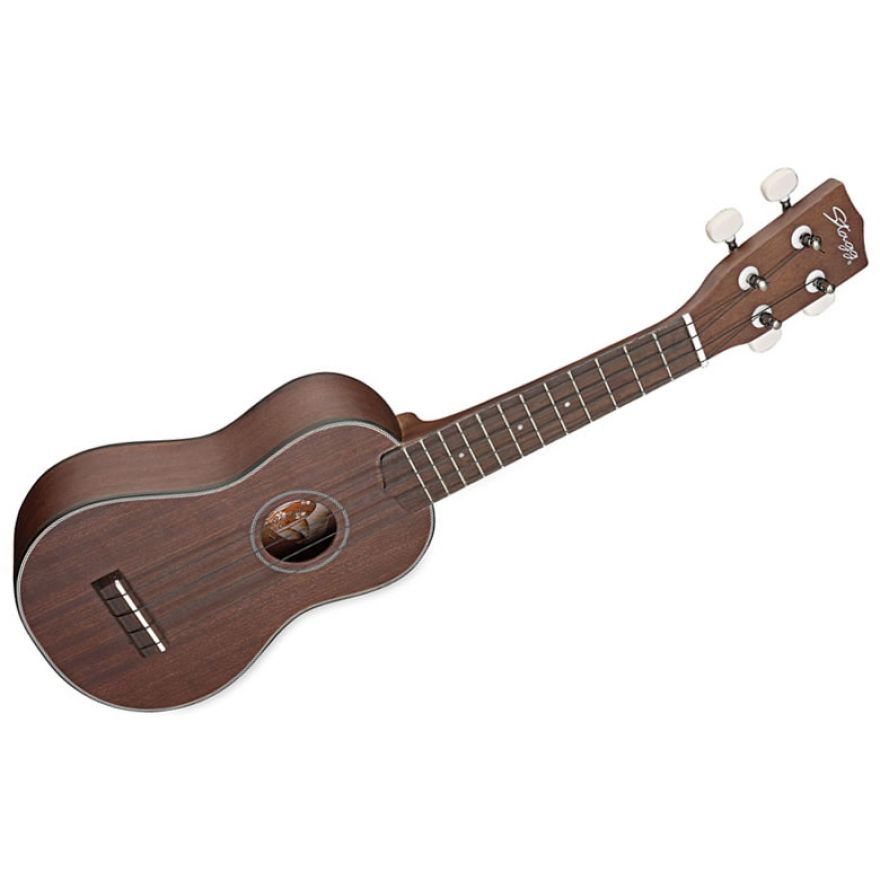 STAGG US20 - UKULELE SOPRANO NATURAL + BORSA