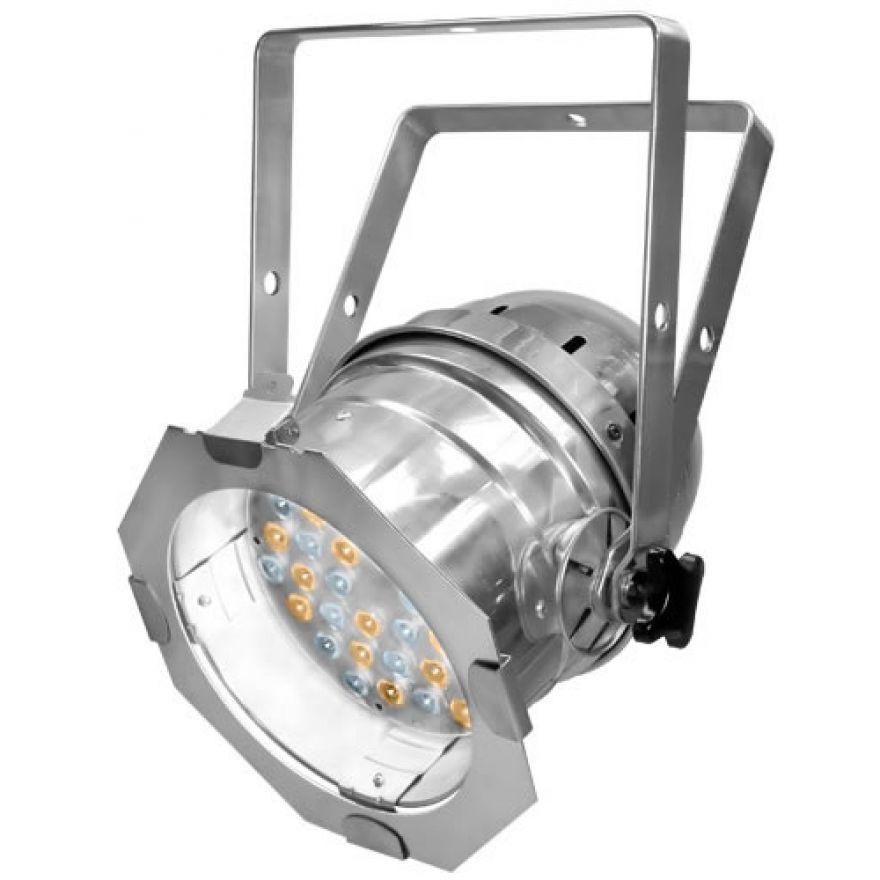 CHAUVET LED PAR64-36 - EFFETTO LUCE A LEDS (SILVER)