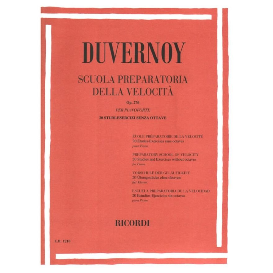 0-RICORDI Duvernoy - SCUOLA