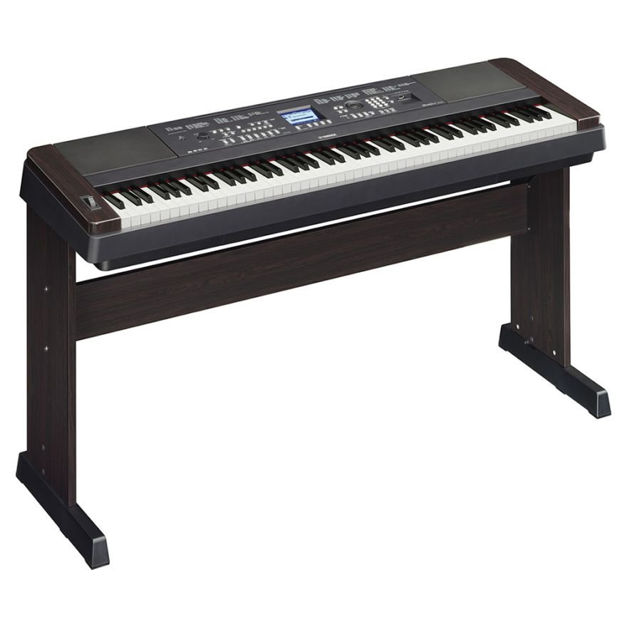 YAMAHA DGX650 Black - Pianoforte Digitale 88 Tasti