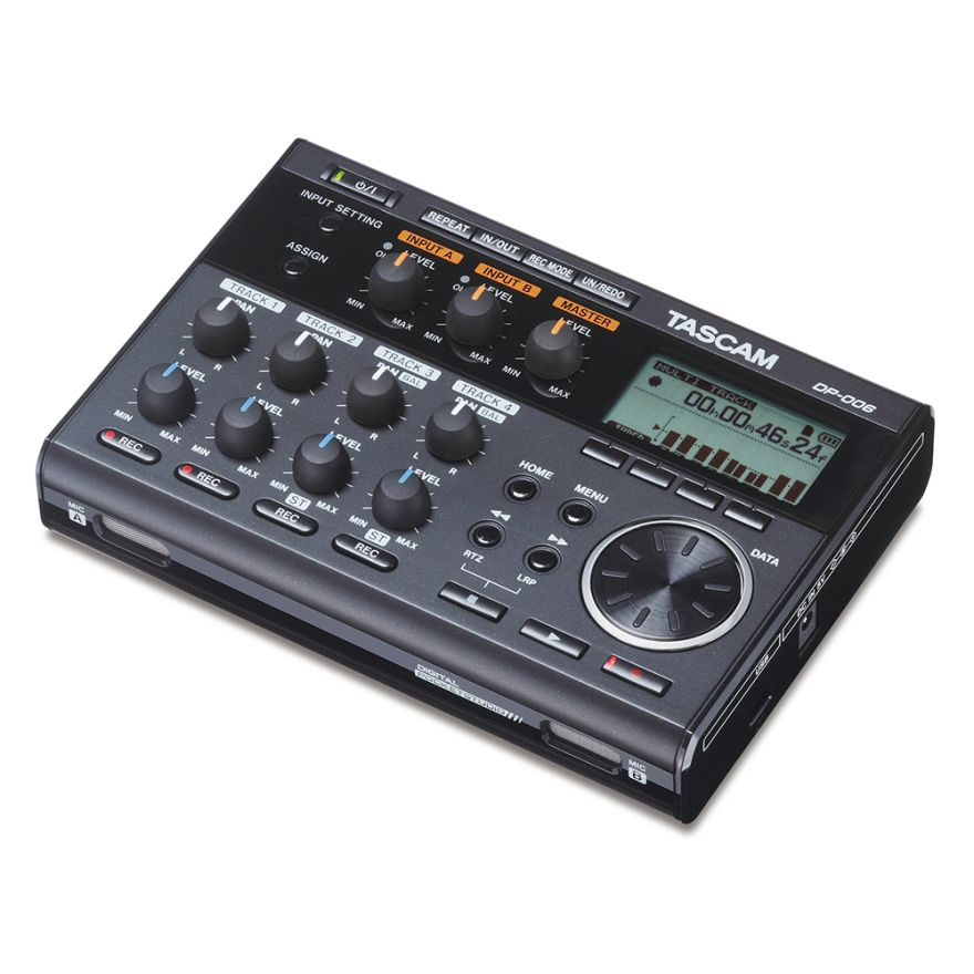 0-TASCAM DP006