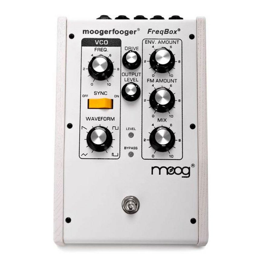 MOOG MF-107 FreqBox White