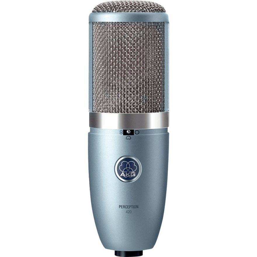 0-AKG PERCEPTION 420 - Micr