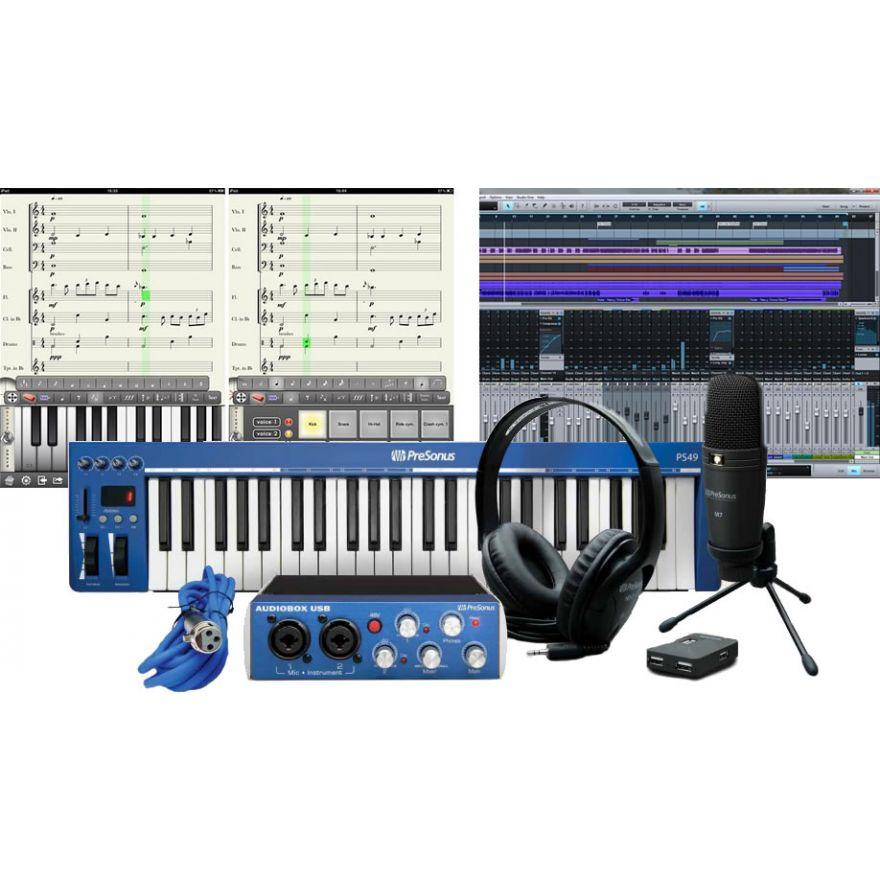 0-PRESONUS Music Creation S